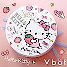 Vbot x Hello Kitty i6+草莓牛奶蛋糕 掃地機器人 二代加強掃吸擦智慧鋰