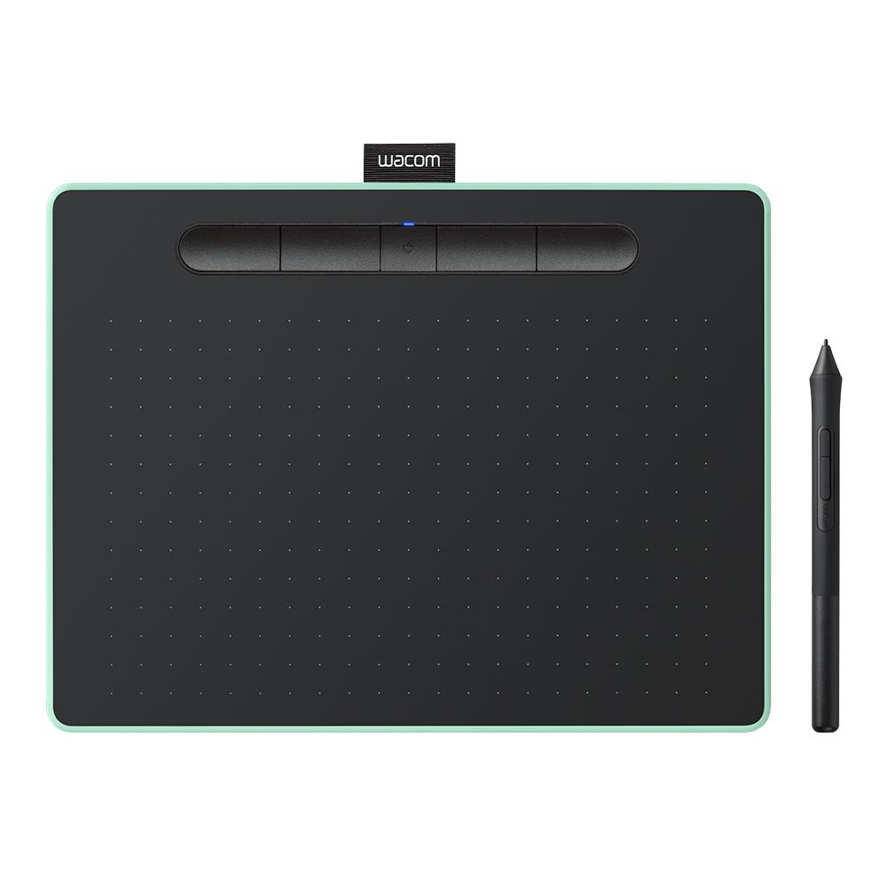 Wacom Intuos Comfort Plus Medium 繪圖板 (藍芽版)