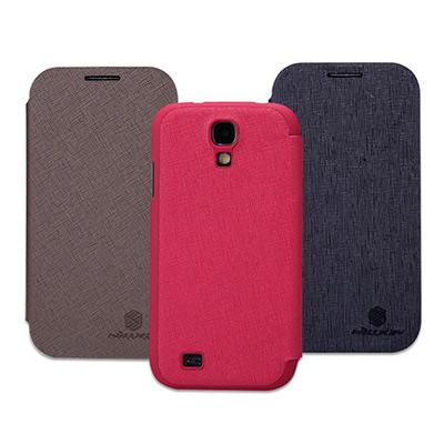 NILLKIN Samsung i9500 Galaxy S4 新皮士格調系列超...