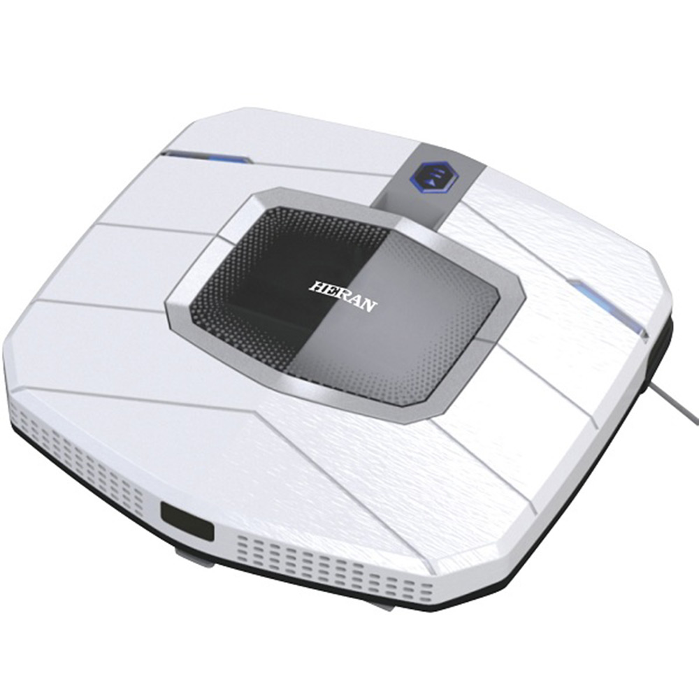 Heran禾聯超薄型高效能智慧掃地機器人301E6-HVR