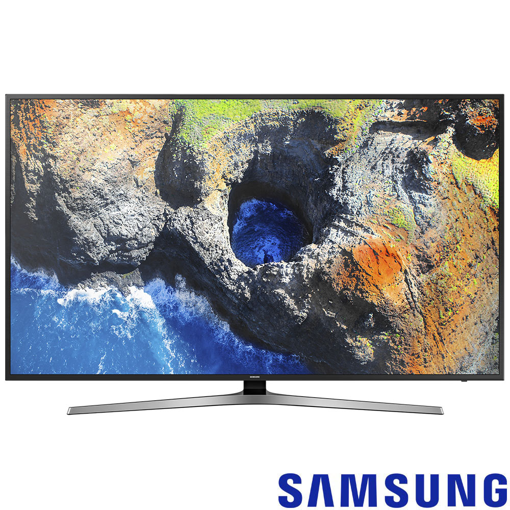 無卡分期-12期SAMSUNG三星40吋4K UHD電視UA40MU6100WXZW