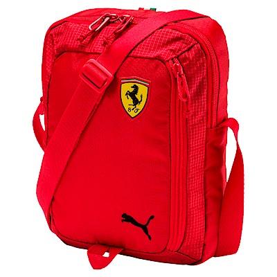 PUMA-男女Ferrari Fanwear小側背包
