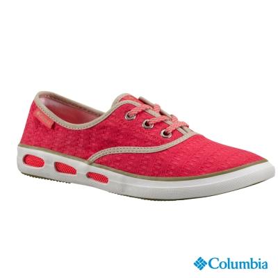 【美國Columbia哥倫比亞】輕量水陸兩用鞋-女-紅(UBL27010RD)