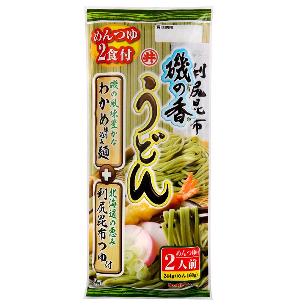 東亞食品 磯之香烏龍麵(244g)