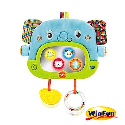 WinFun 大象床邊音樂鏡