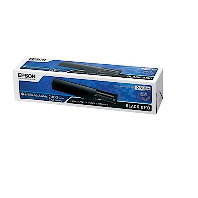 EPSON C13S050190 黑色碳粉匣