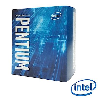 Intel第七代 Pentium G4600 雙核心處理器