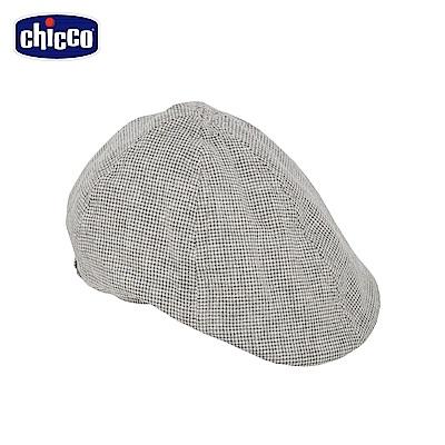 chicco-風帆-扁帽-灰