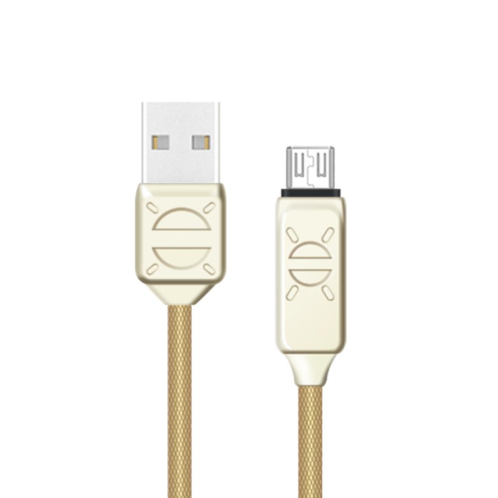 JELLICO Micro-USB  工業系列充電線/JEC-PR10-M  -1M
