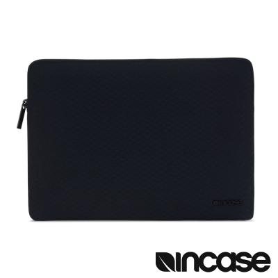 Incase Slim Sleeve MacBook 13 吋格紋耐磨筆電保護套-晶鑽黑