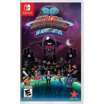 88 英雄: 98英雄版 88 Heroes-Nintendo Switch 英文美版