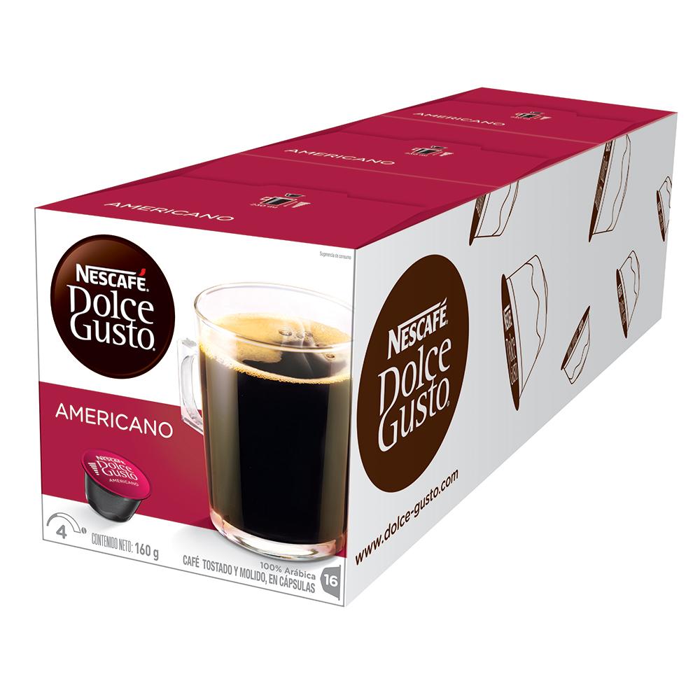 雀巢咖啡DOLCE GUSTO美式經典咖啡膠囊