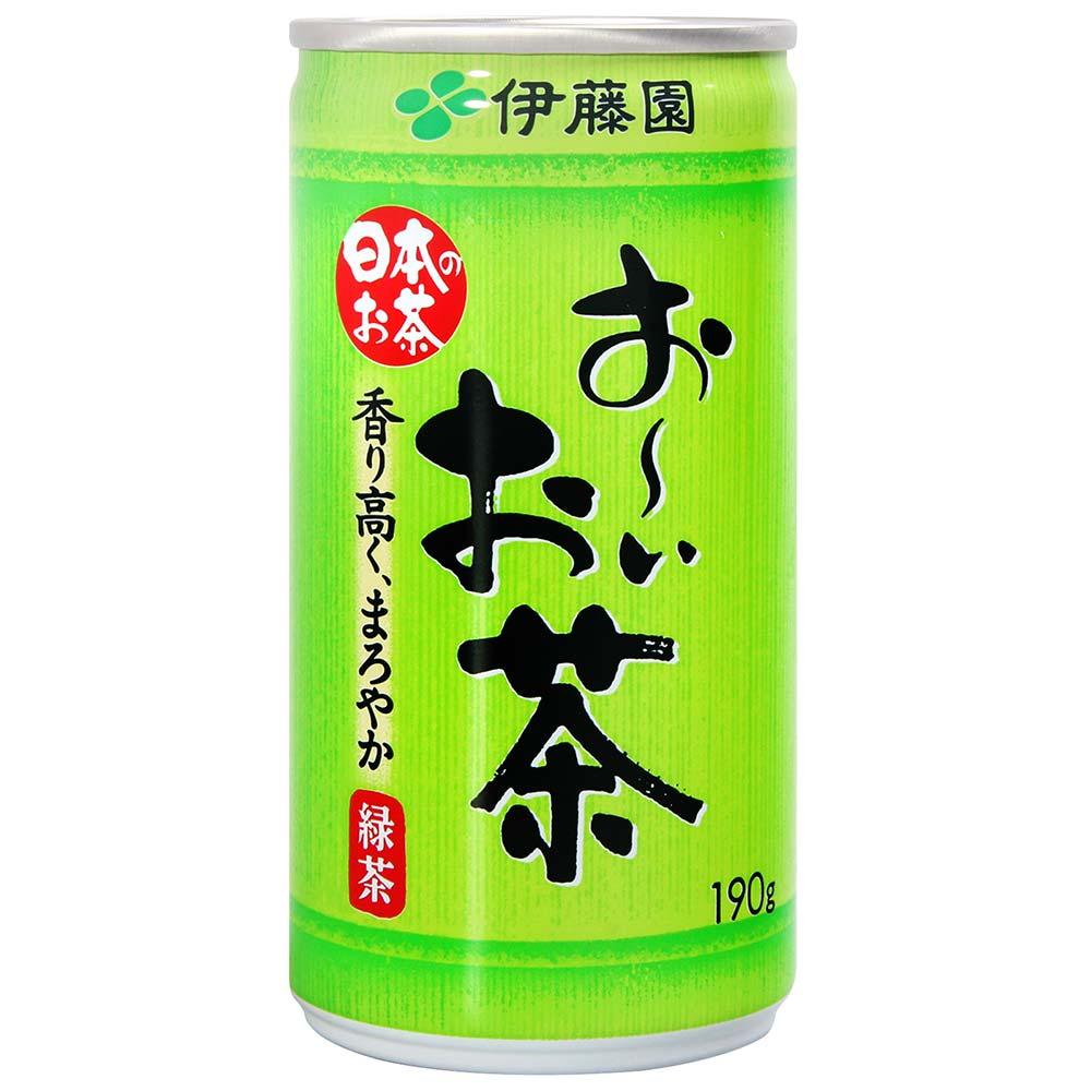 伊藤園 好喝綠茶(190g)