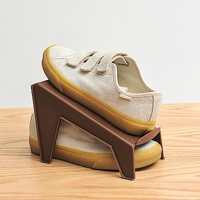 Home Feeling  鞋架/ㄇ型鞋櫃/鞋架5入組-12x22.5x13.5cm
