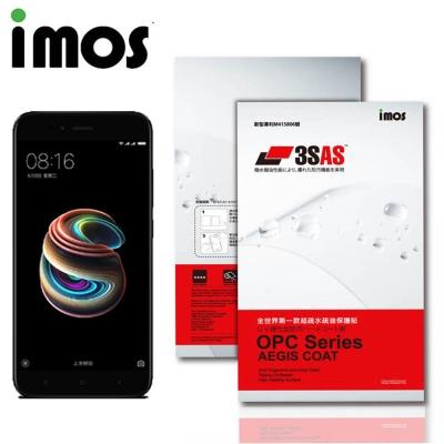 iMos 小米 小米A1 3SAS 疏油疏水 螢幕保護貼