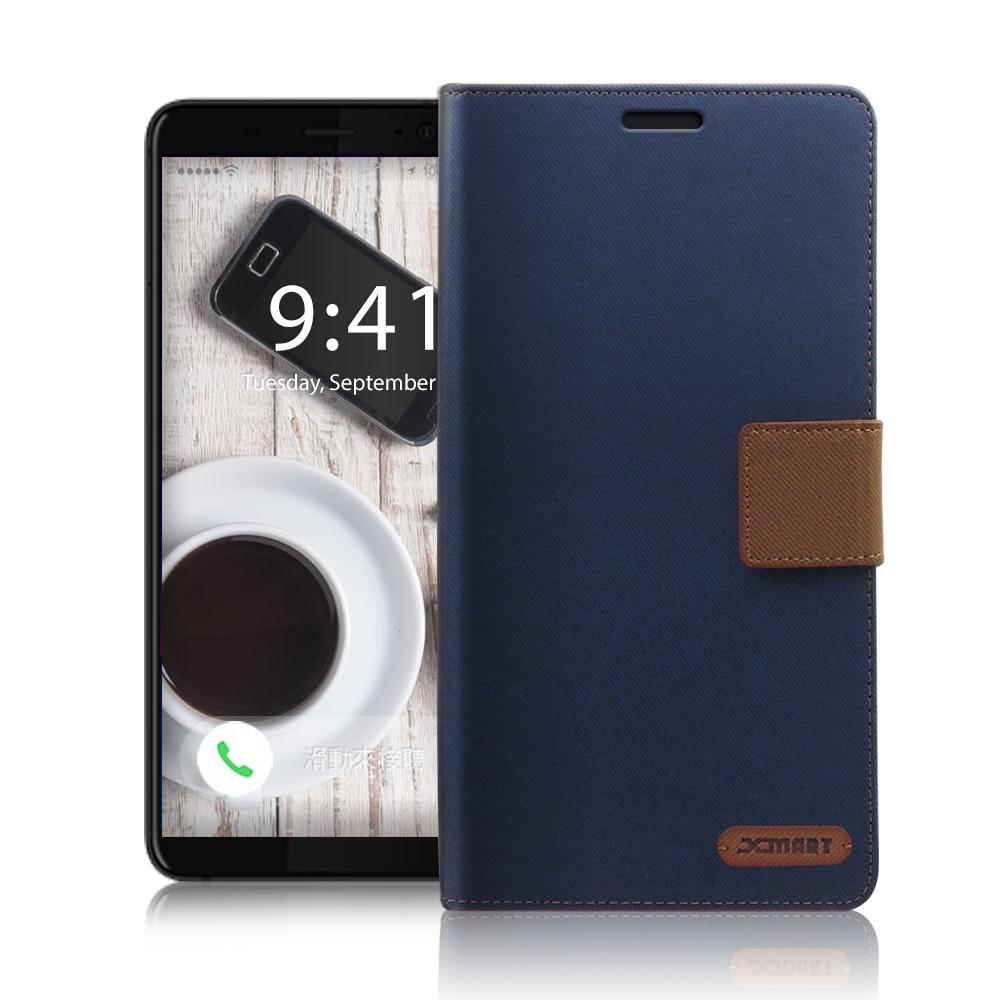 XM HTC U11+ 時尚浪漫風支架皮套
