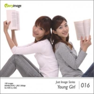 影像達人系列16-青春少女