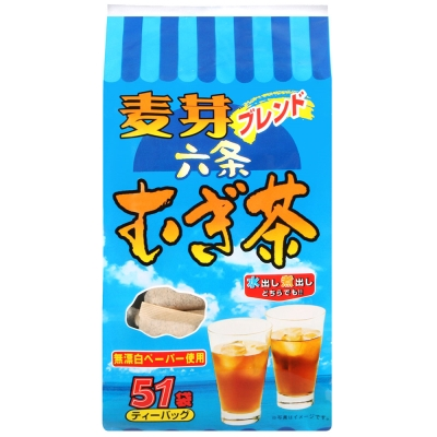 長谷川 六條麥茶(510g)