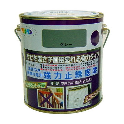 日本製鏽鐵打底強力止鏽底漆0.7L