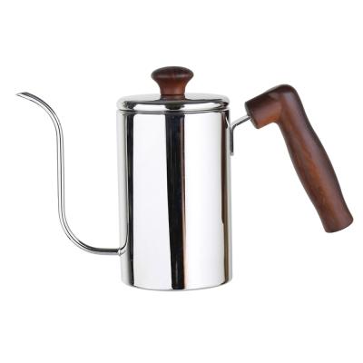 FUSHIMA富島 UNIQUA職味咖啡細嘴壺500ML