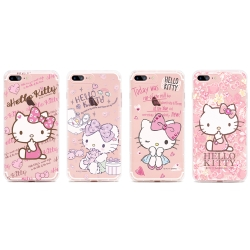 GARMMA Hello Kitty iPhone 7/8+ 空壓氣墊