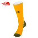The North Face橙色吸濕排汗運動襪