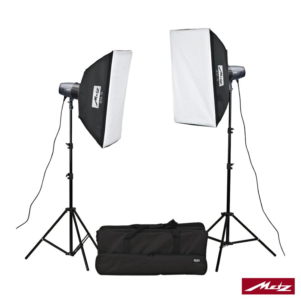 德國 Metz BL-400 SB II 攝影棚雙燈套組