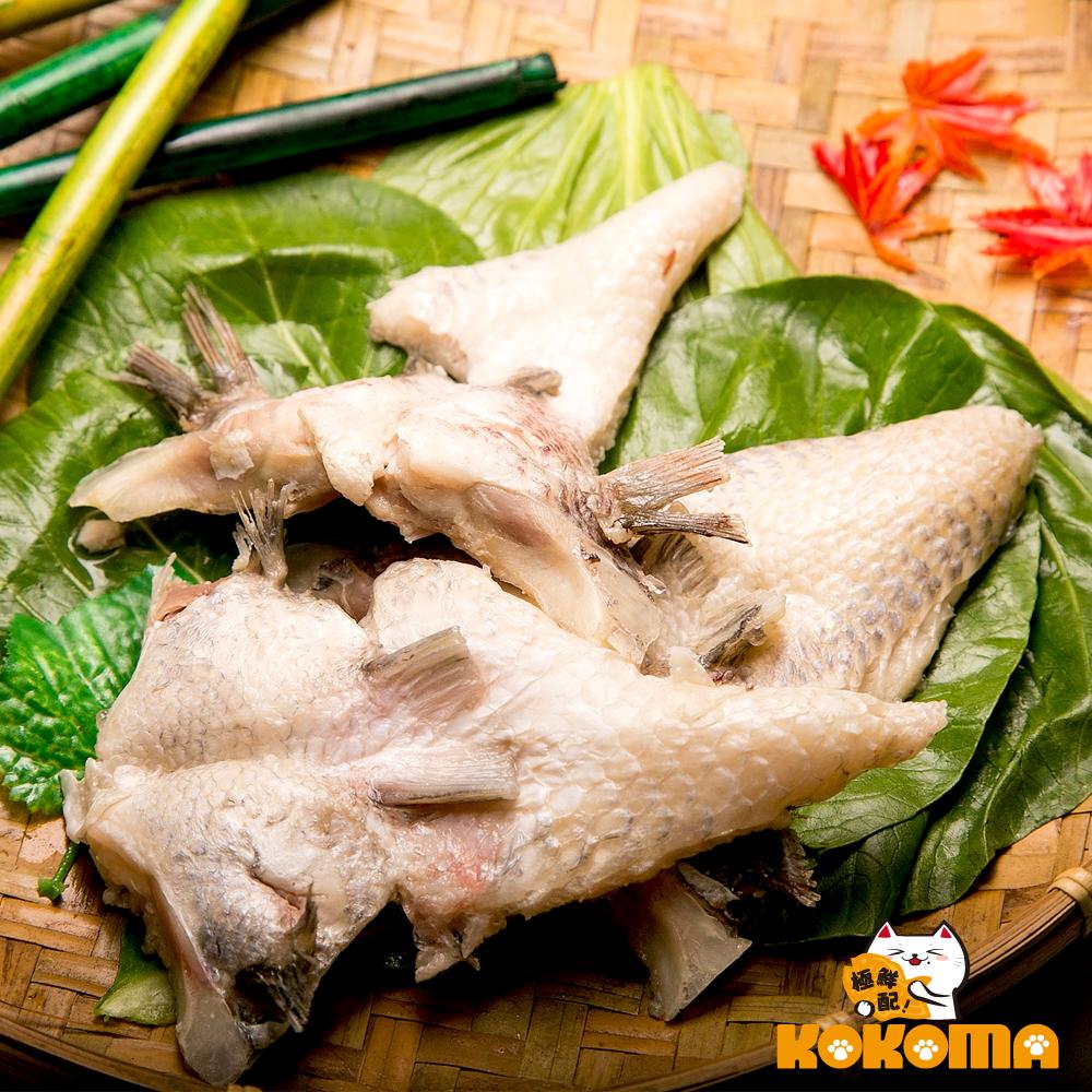 極鮮配 潮鯛下巴(1000g±10%/包)-4包入 料理方式多變 烤肉必備品