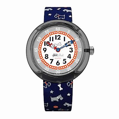 FlikFlak 兒童錶 SCOTT'N'TERRY 毛?斯科手錶