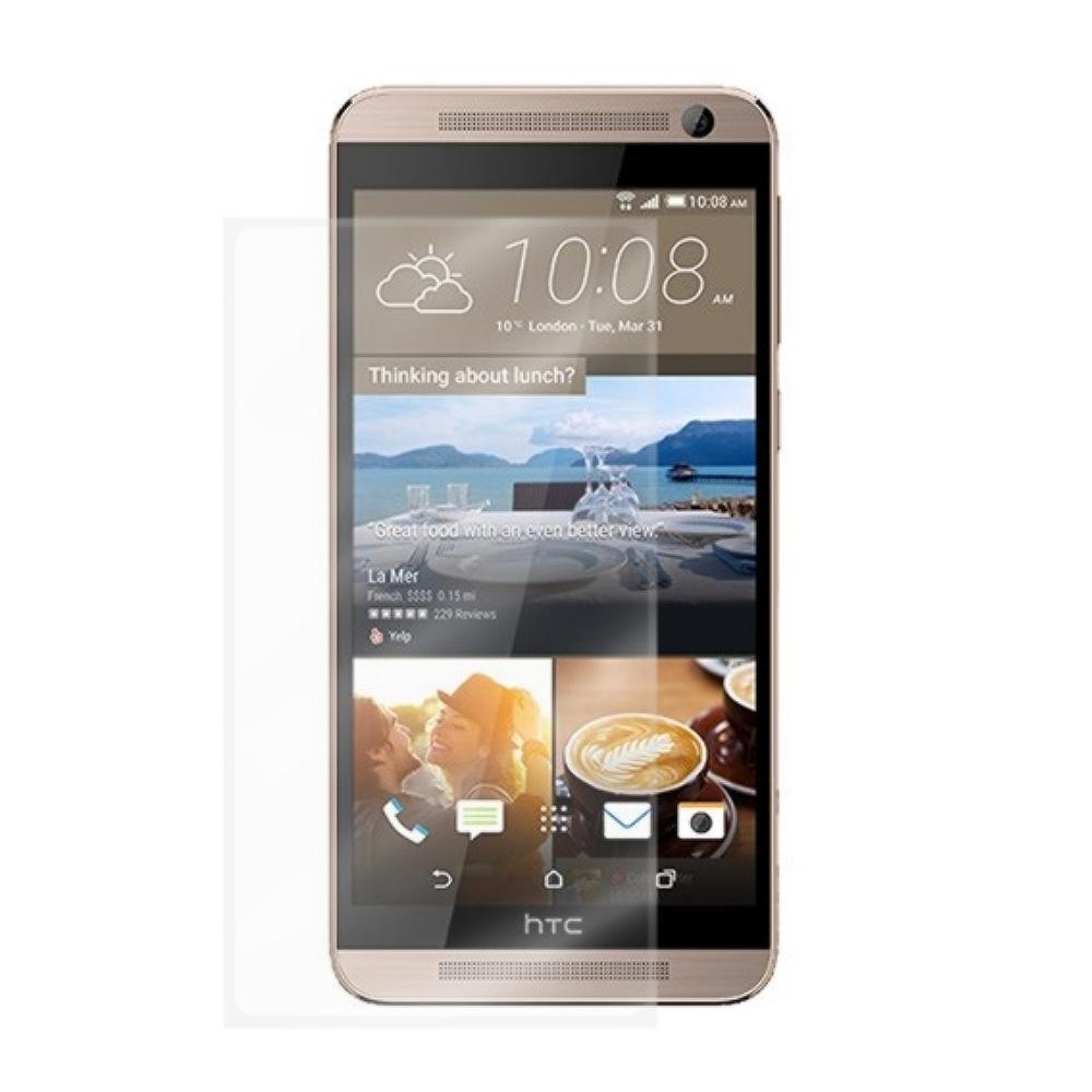 D&A HTC One E9 (5.5吋)日本原膜HC螢幕保護貼(鏡面抗刮)