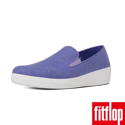 FitFlop TM-SUPERSKATE CANVAS LOAFER紫