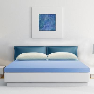 幸福角落 防蹣抗菌布套10cm釋壓記憶床墊-雙人5尺