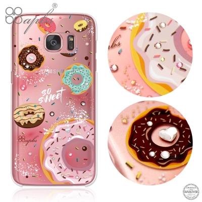 apbs Samsung Galaxy S7 edge 施華洛世奇彩鑽保護殼-這...