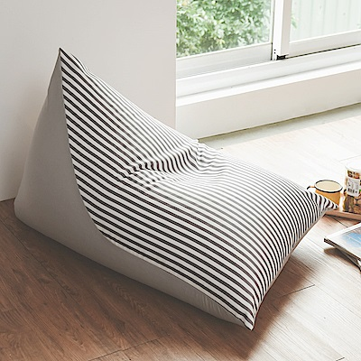 Home Feeling 懶骨頭/抬腿枕/沙發椅(2色)-67x101x65cm