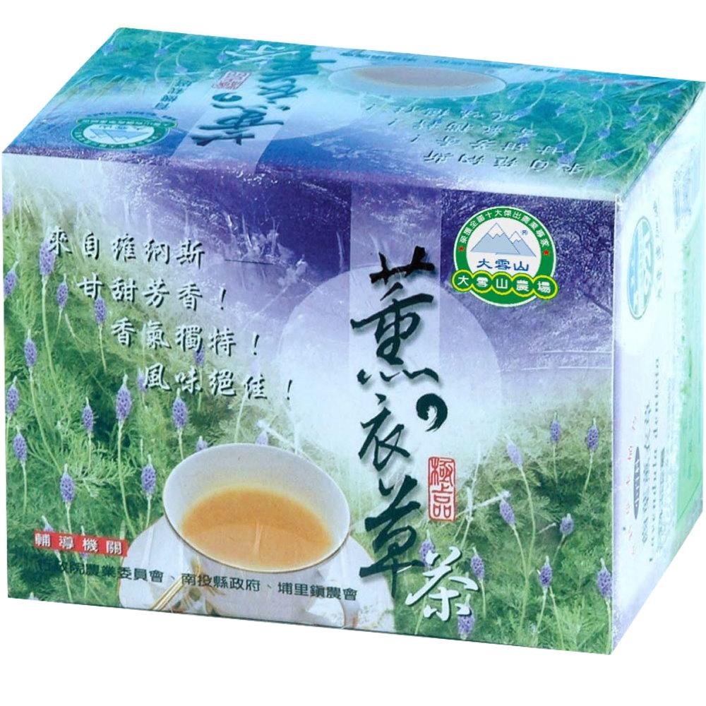 大雪山農場 薰衣草茶包(10包x10盒)