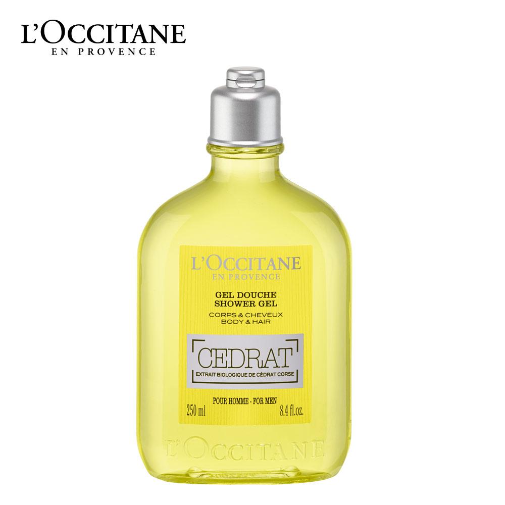 L'OCCITANE 歐舒丹 枸櫞雙效沐浴膠 250ml