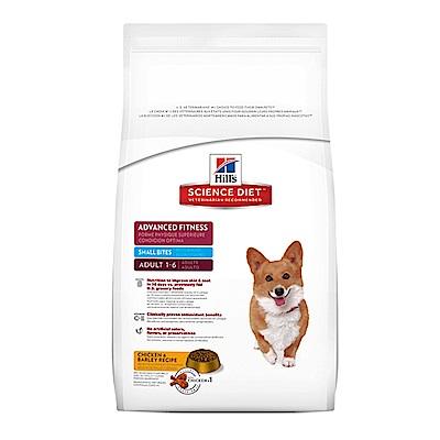【希爾思Hills】成犬優質健康-雞肉與大麥配方15kg(小顆粒)