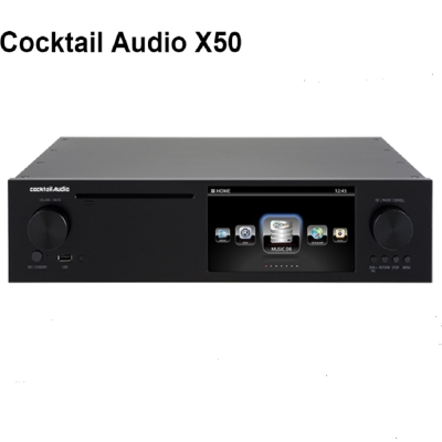 超強新機種上市 Cocktail Audio X50系列