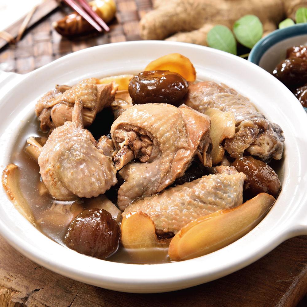 (任選)艾其肯養生雞湯 紫蘇梅子雞湯(450g/包)