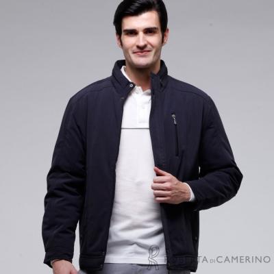 ROBERTA諾貝達  禦寒必備 內裡加厚舖棉 夾克外套 黑色