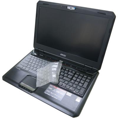 Ezstick MSI GT60 2QE  TPU鍵盤保護膜