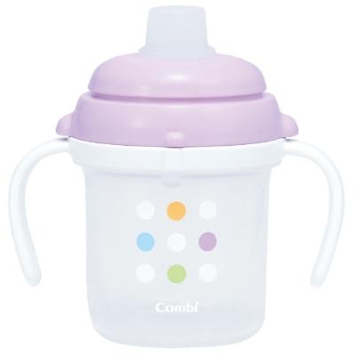 【麗嬰房】Combi 鴨嘴喝水訓練杯 (第2階段)