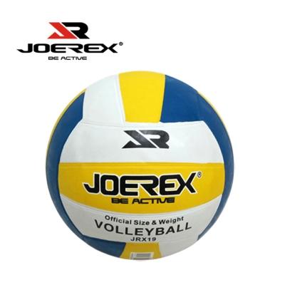 凡太奇-JOEREX-5號三色橡膠排球JRX19☆快速到貨