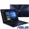 ASUS UX550 15吋窄邊框筆電(i7-7700HQ/1050Ti/512G/16G/藍