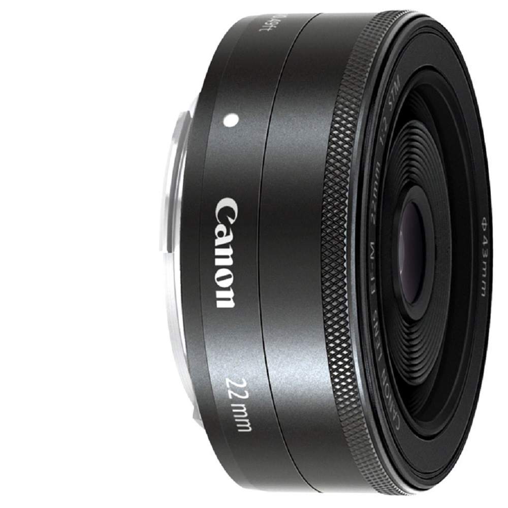 Canon EF-M 22mm F2.0 STM 定焦鏡(平行輸入)
