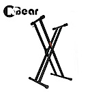 CNBear K-723B-1 快收型雙交叉琴架