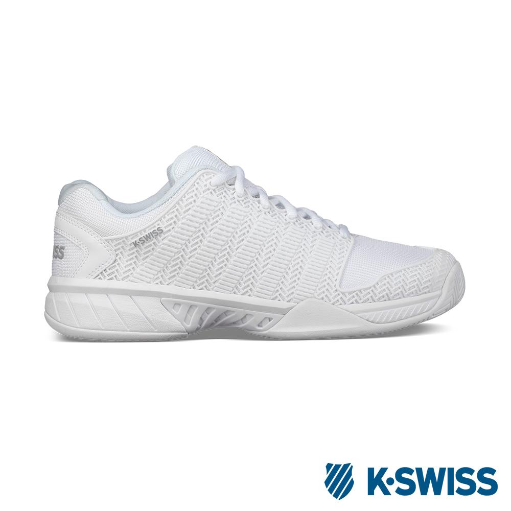 K-SWISS Hypercourt Express輕量網球鞋-男-白