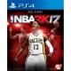 NBA 2K17 - PS4亞洲中文版
