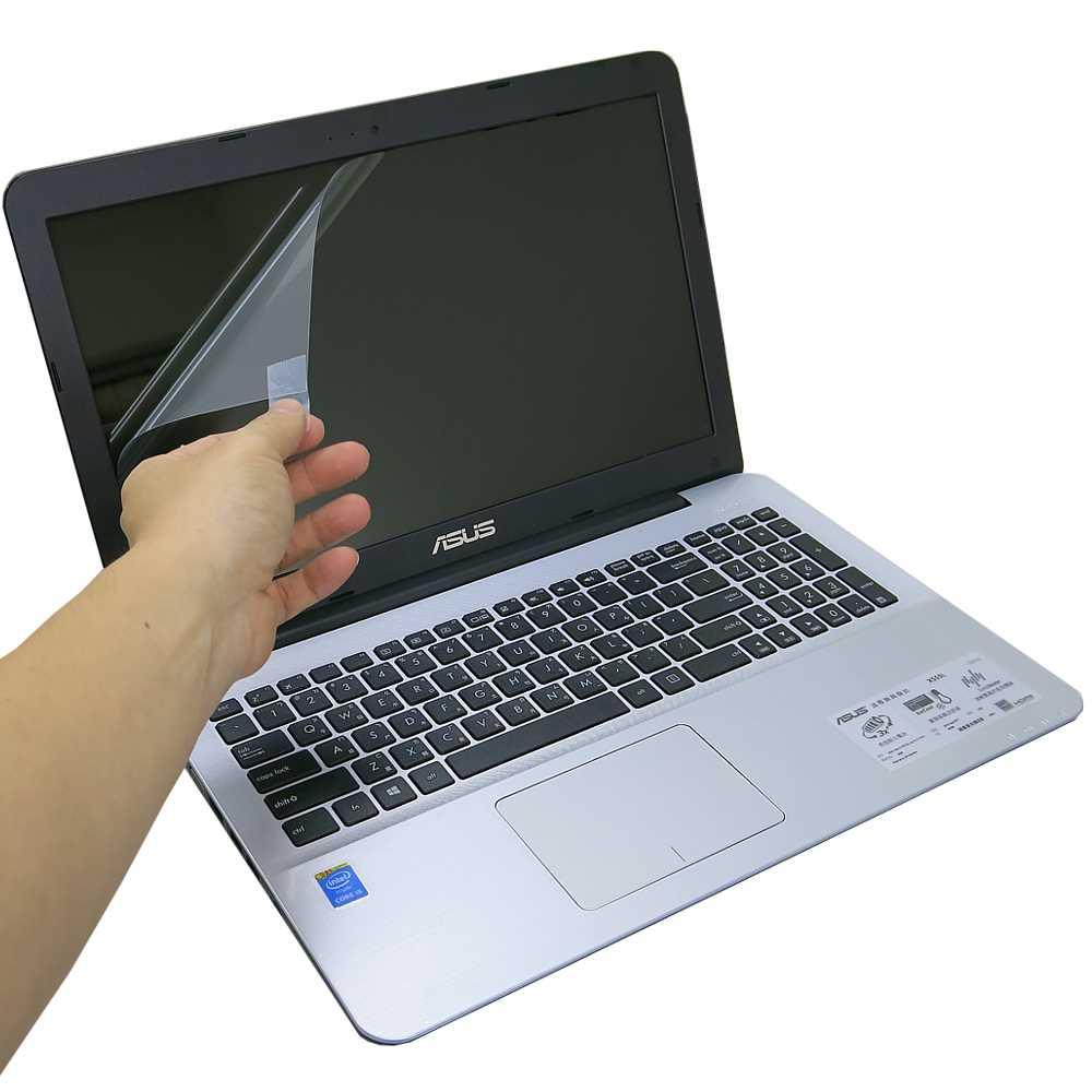 EZstick ASUS X555 X555L 亮面防藍光螢幕貼