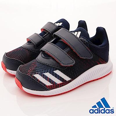 adidas童鞋-FORTARUN-QZE174藍寶寶段